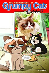Grumpy Cat vol 1 cover