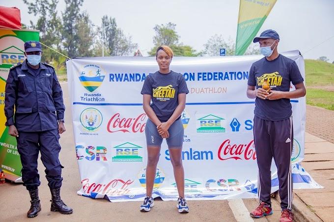 Miss Yasipi Casmir yegukanye irushanwa rya Du... - #rwanda #RwOT