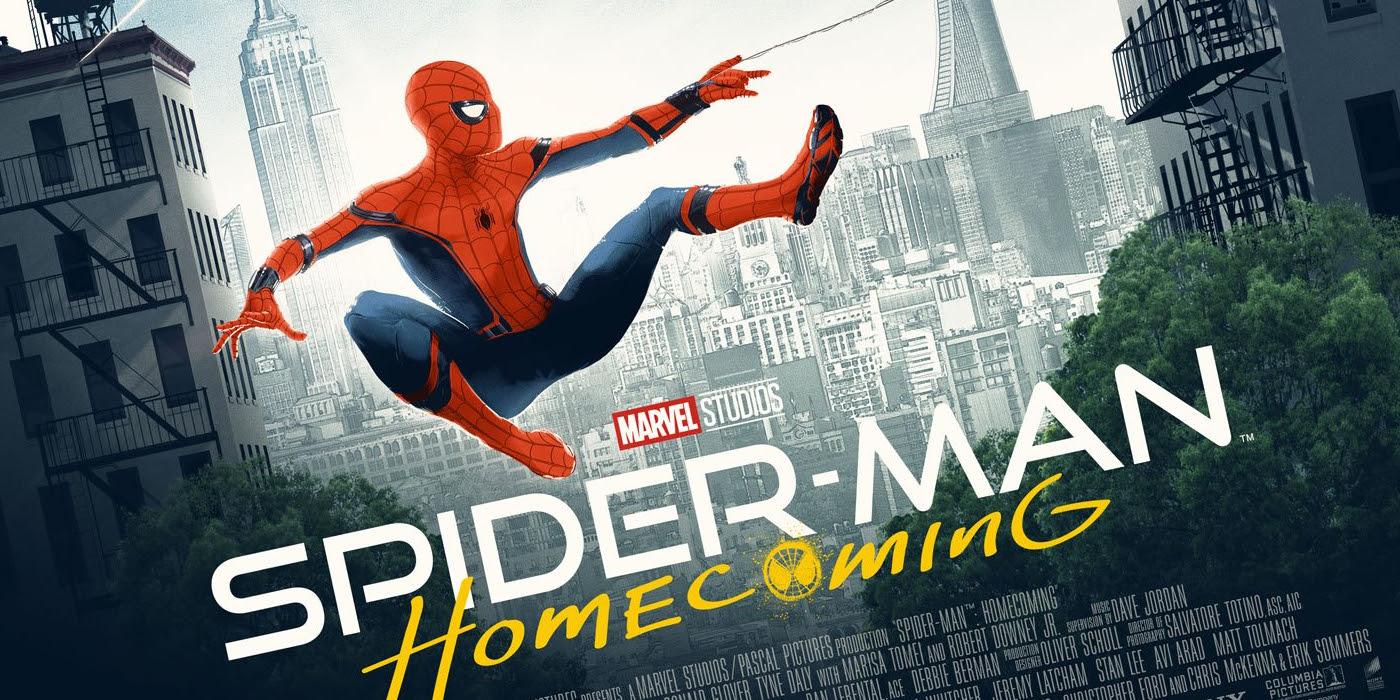 Bildergebnis für spider-man homecoming