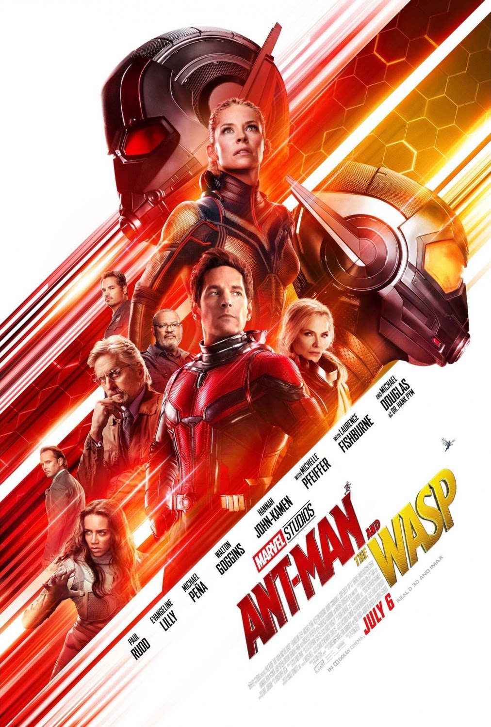 Extra Large Movie Poster Image for Ant-Man and the Wasp (#2 of 18)