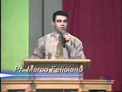 A agonia da cruz - Marco Feliciano