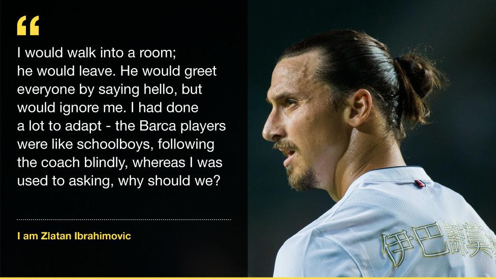 Zlatan Ibrahimovic Best Soccer Quotes. QuotesGram