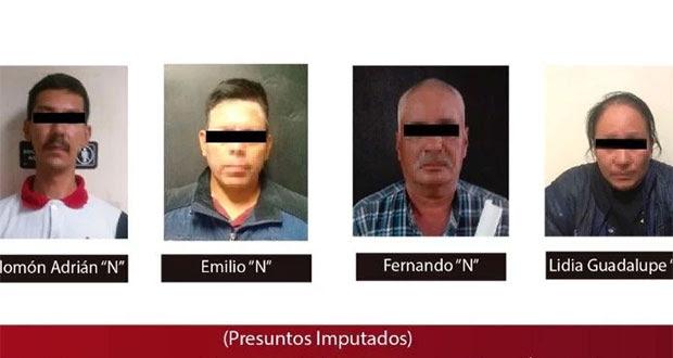 Caen 4 policías por desaparición forzada de 3 italianos en Jalisco