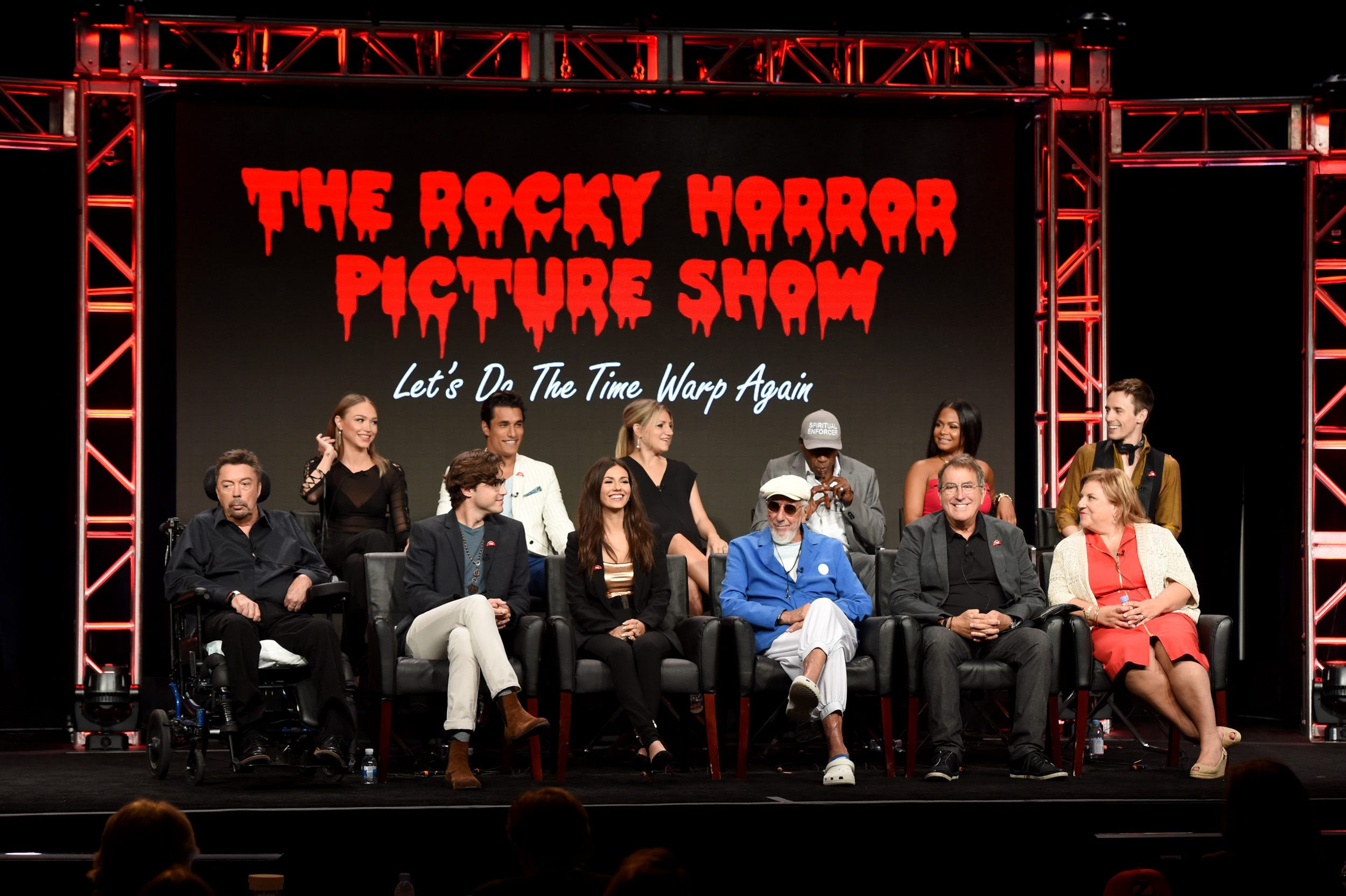 """New """"Rocky Horror Picture Show"""" Teaser Released; Cast ..."""