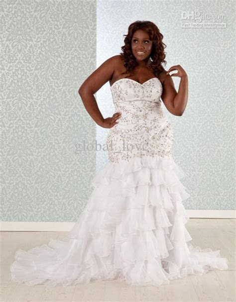 Wholesale Plus size wedding dress 2013, mermaid, trumpet