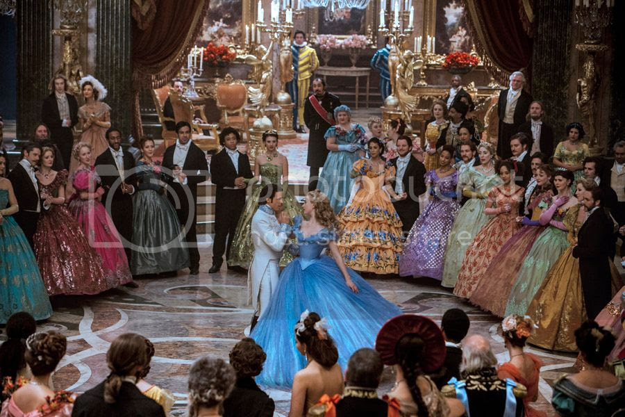 Disney Cinderella the Royal Ball