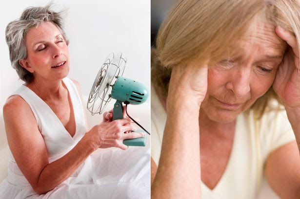 Why the menopause is more than just hot flushes and how to ...
