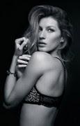 Gisele Bundchen – GB Intimates Burlesque Lingerie 2011 Collection