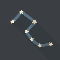 ロイヤリティフリー 北斗七星 イラスト かわいいフリー素材集 いらすとや