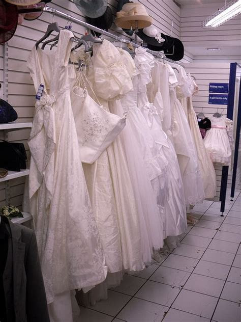 charity shop wedding dresses To generally be the most