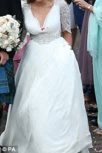 Andy Murray and Kim Sears' wedding at Dunblane Cathedral