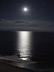 The moon tonight, 9/3/09