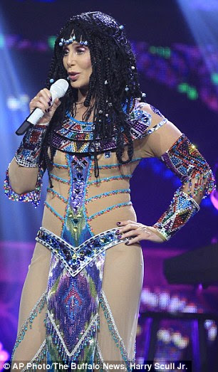 Cher on her 'Dressed To Kill Tour'