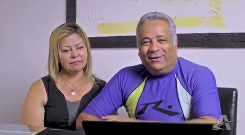 Programa Falando de Família #2 Pr Zaqueu e Pra. Marlene Testemunho