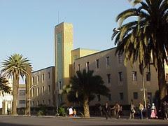 Municipality Building, Asmara, Eritrea