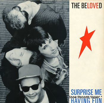 BELOVED, THE surprise me / having fun