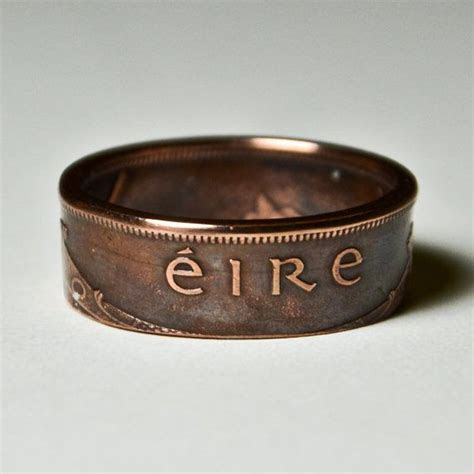 coin ring ireland  pingin size   coins