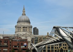 St. Paul's from the South Bank