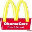 McDonald's Obamacare Cartoon