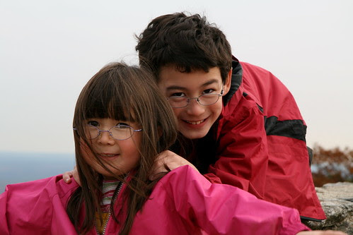 Adam and Dova at Mt. Wachusett