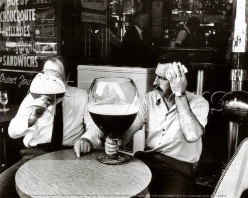 Cafe Terrace, 1971.