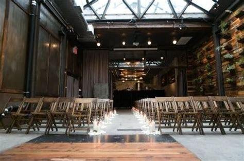 13 Amazing Alternative NYC Wedding Venues   Weddings   Nyc
