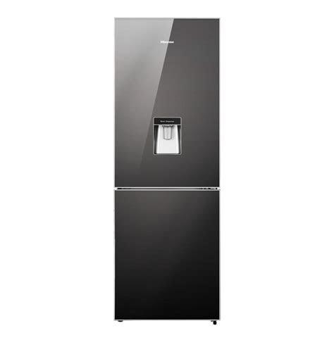 HISENSE Mirror Combi Fridge with Water Dispenser   Makro Online