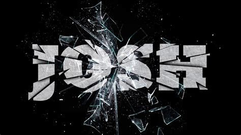 Joshua Name Wallpaper   WallpaperSafari