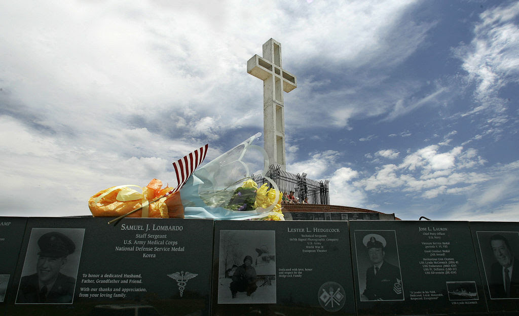 Supreme Court Wont Take Up San Diego Dispute Over Giant Cross