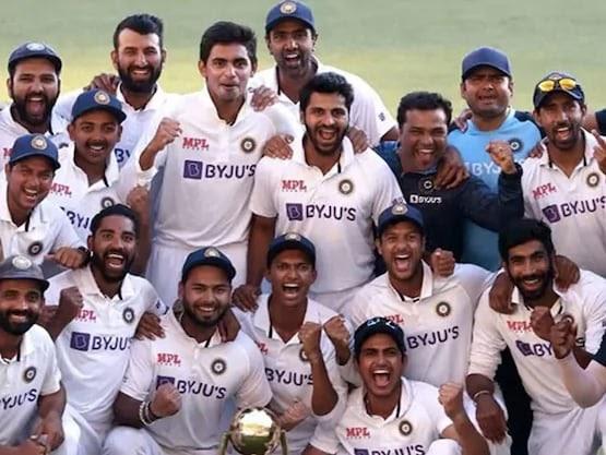 Team India Gets 16 Million Followers On Instagram