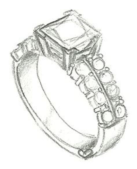 Mark Schneider Design   Enchantment engagement ring with a