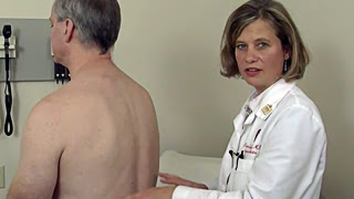 Picture from Physical Exam: Advanced Pulmonary Exam video