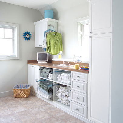 Laundry Room Valet Rod | Trend Home Ideas