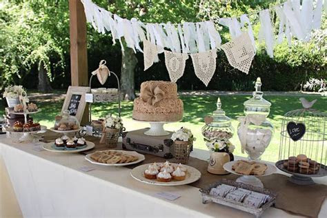 Kara's Party Ideas Vintage Shabby Chic Wedding   Kara's