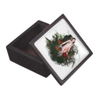 Sensual Fairy Premium Keepsake Box