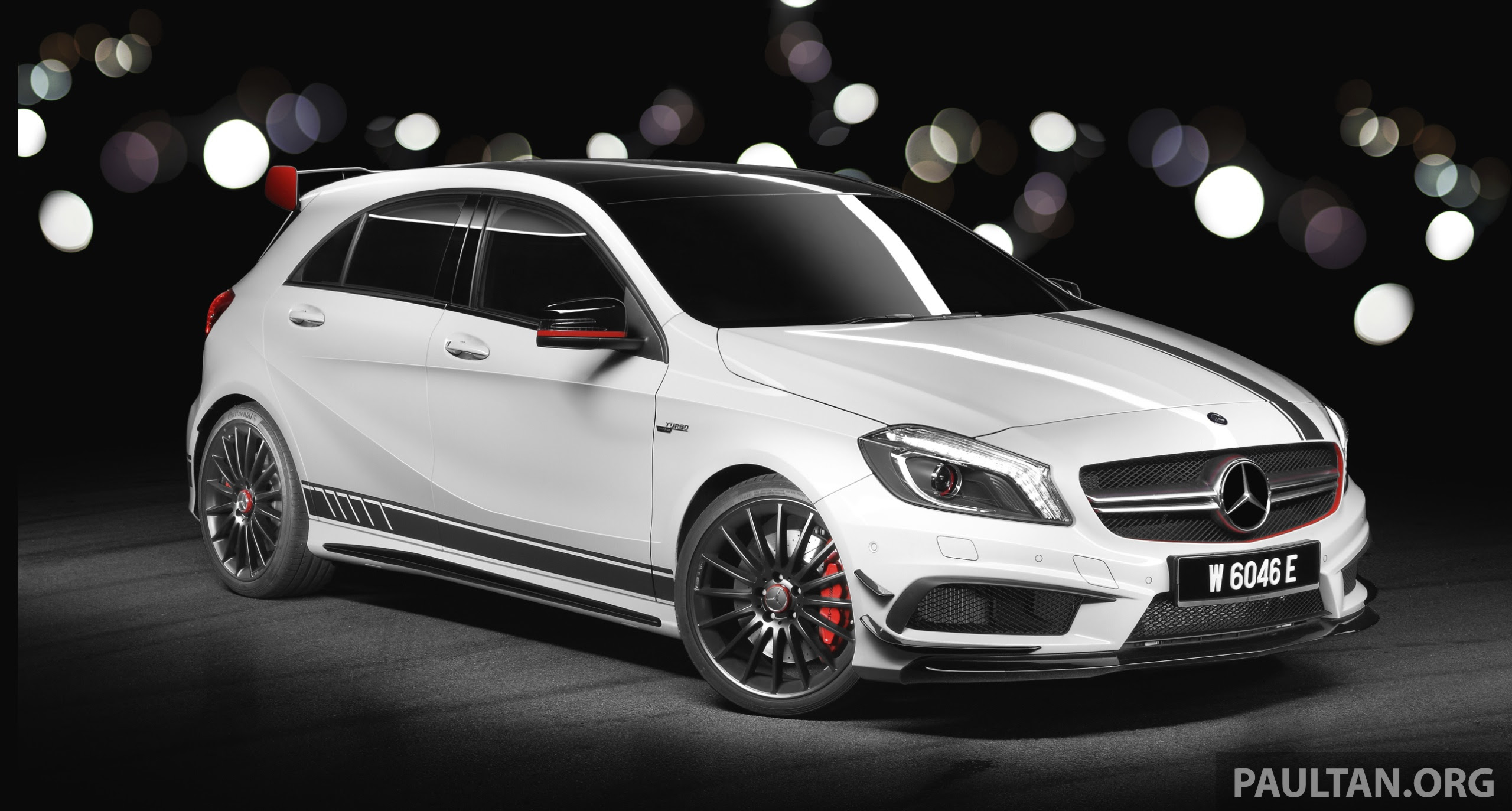 DRIVEN: Mercedes-Benz A 45 AMG - a double take Image 239517