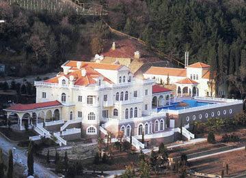 Крымская дача Януковича