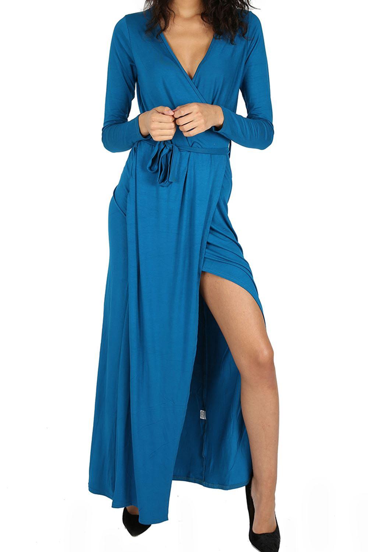 Street Round Neck Print Long Sleeve Bodycon Dresses for curves ever xxs