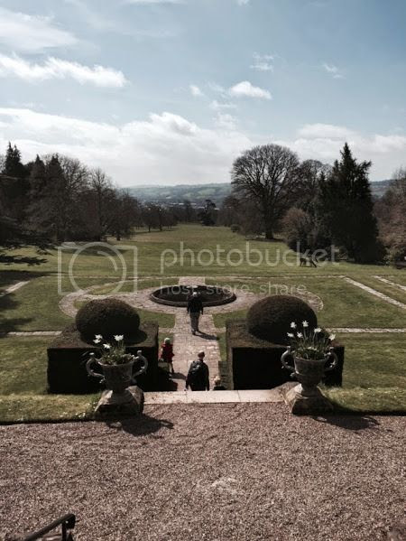knightshayes gardens