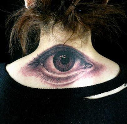 beautiful eye tattoo examples surprised