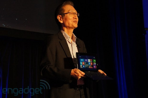 ASUS reveals Transformer Book T100 with Windows 81 for $349, we go handson