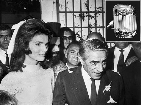 The Engagement Rings of Jackie Kennedy Onassis   Jonathan