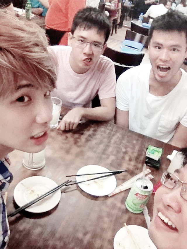 chanseng tat kenny typicalben funny faces