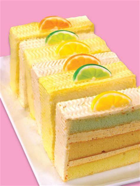 Decorating Idea   Fruit Slice Assortment Cake
