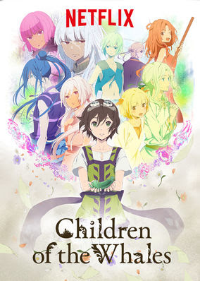 Children of the Whales - Season 1