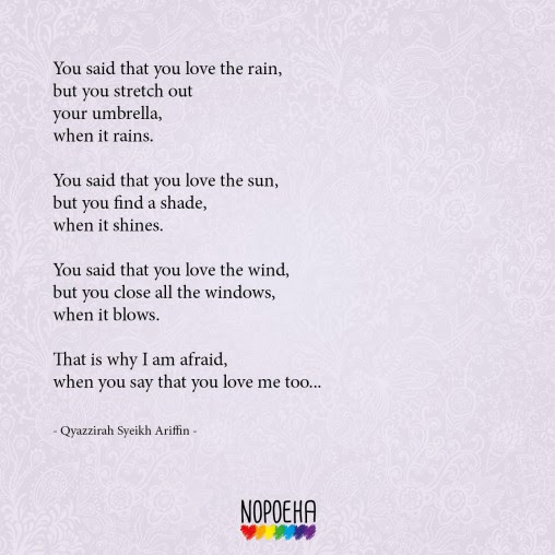 Love The Rain Nopoeha