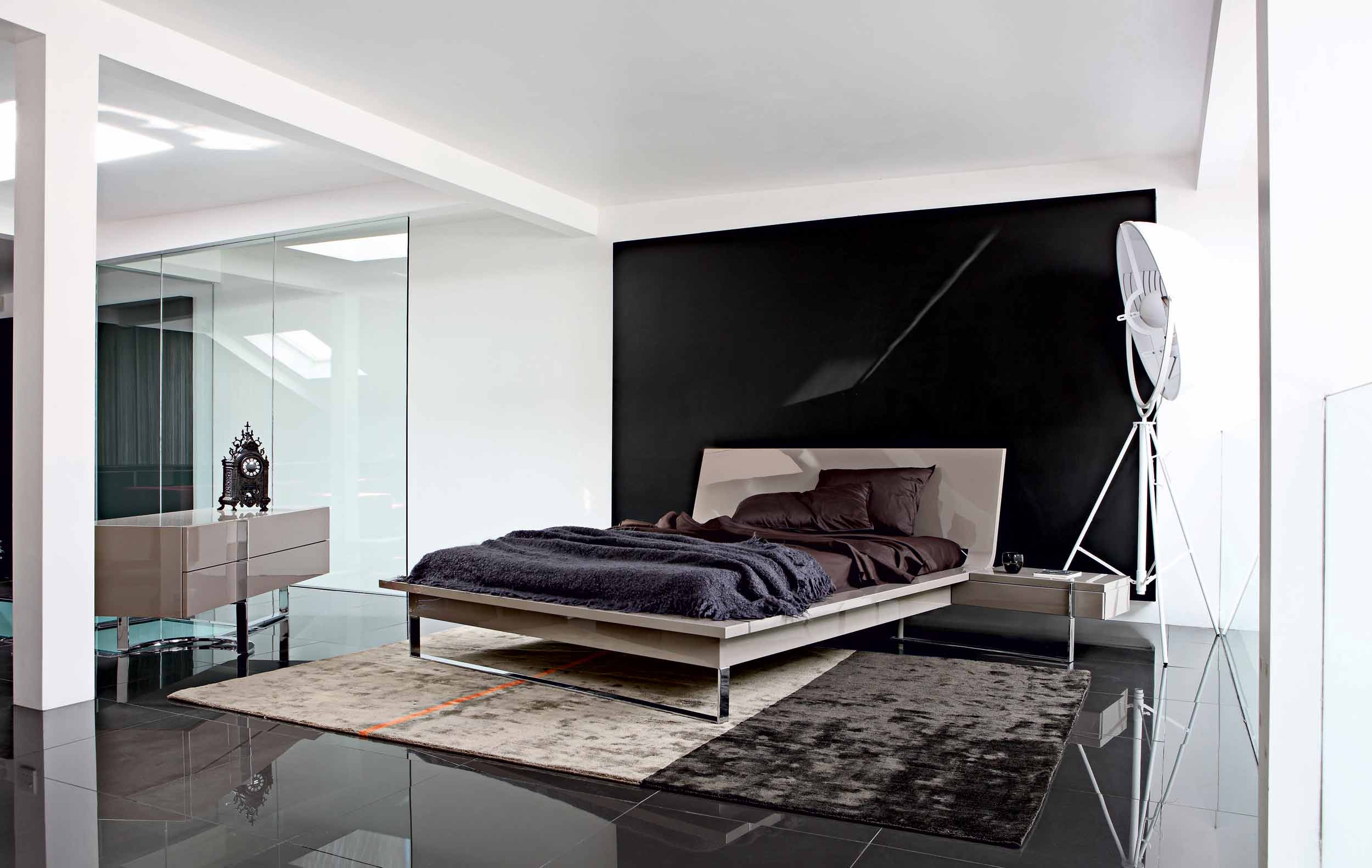 Minimalist bedroom  Interior Design Ideas.