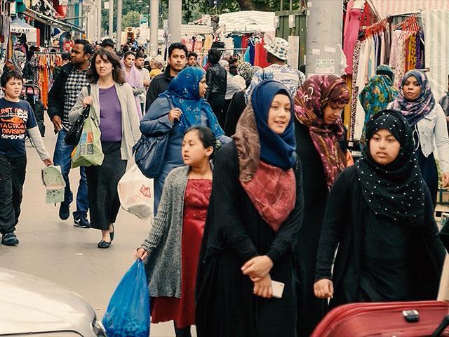 Britain's Changing Demographics