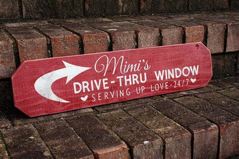 Custom Painted Reclaimed Wood Signs   Signs by Andrea