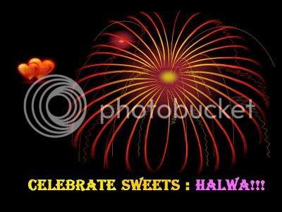 Celebrate Halwa